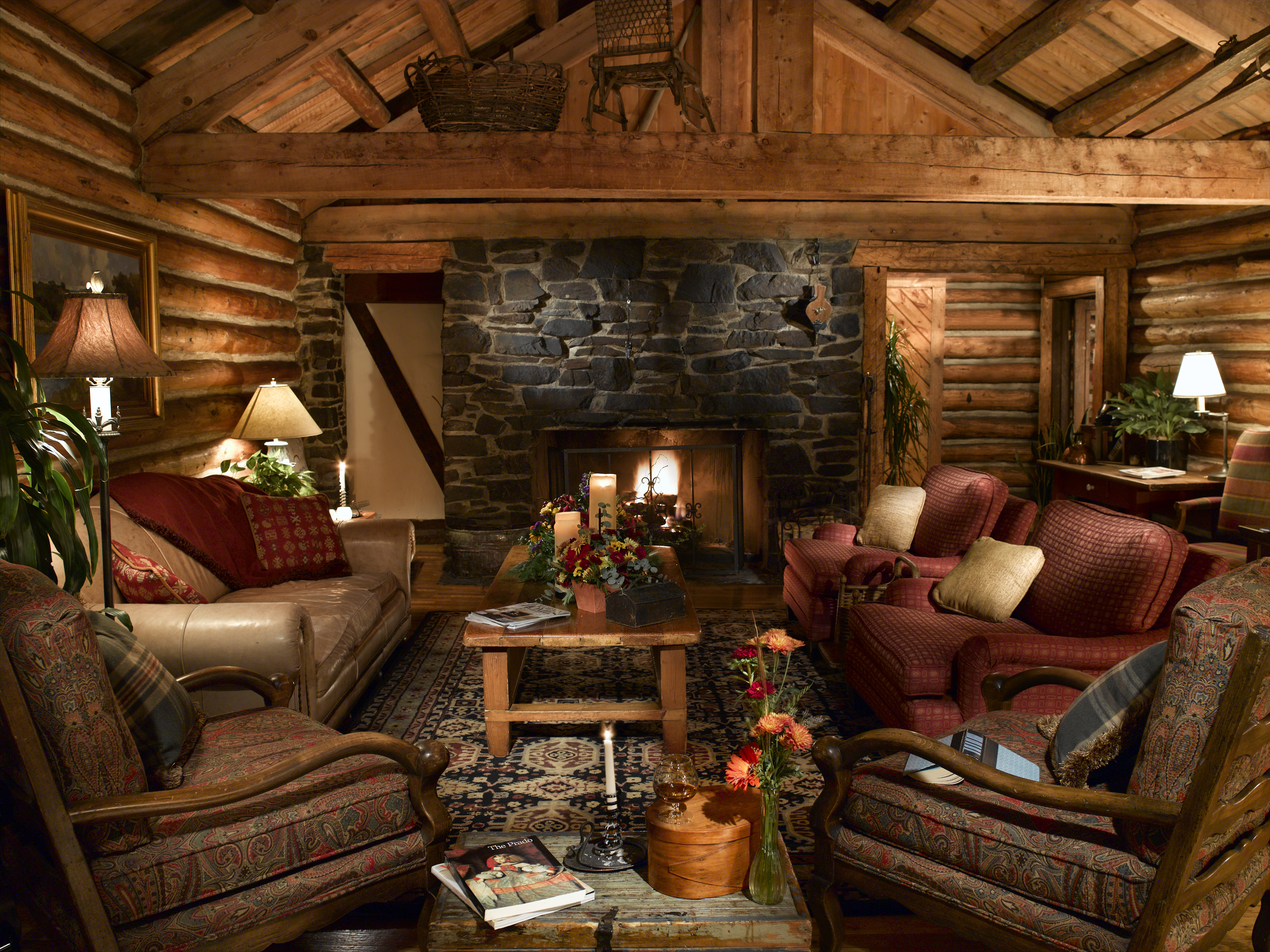 Ski Tip B&B Hearth Room