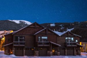 River Run Townhomes in Keystone, Colorado